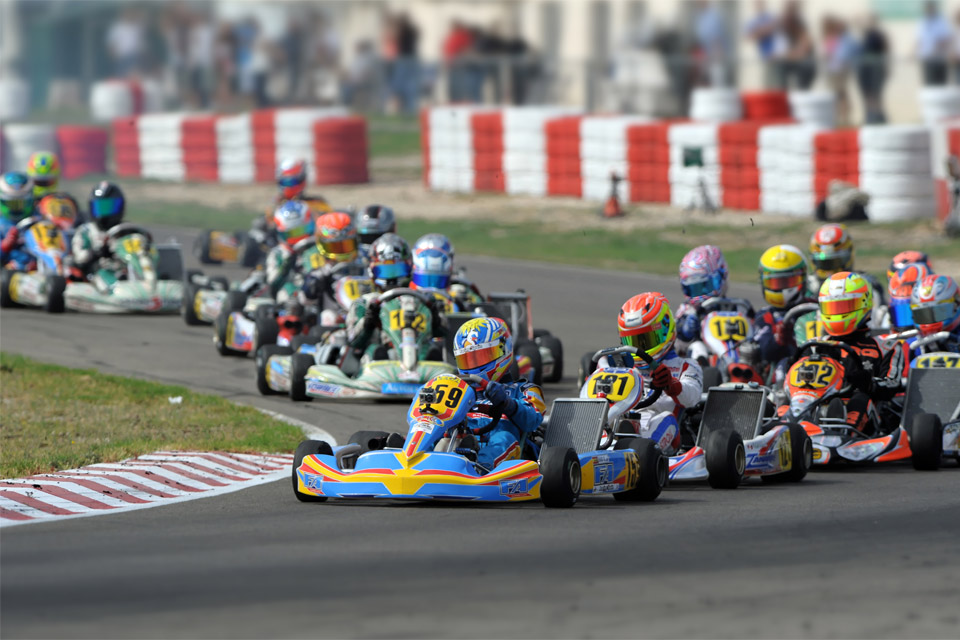 Next Stop Zuera: Kart-EM startet in Spanien