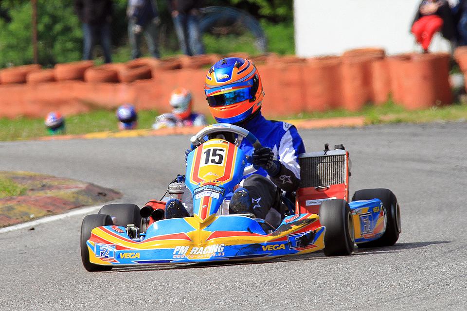 Erstes DKM-Podium für PM Racing