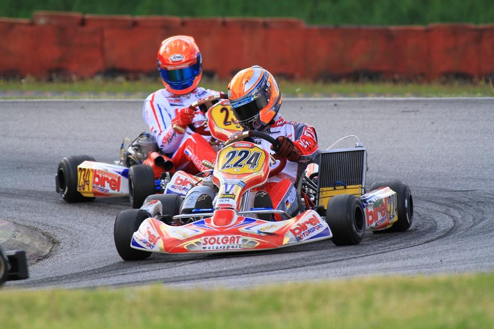 DKM-Start nach Maß für Solgat Motorsport