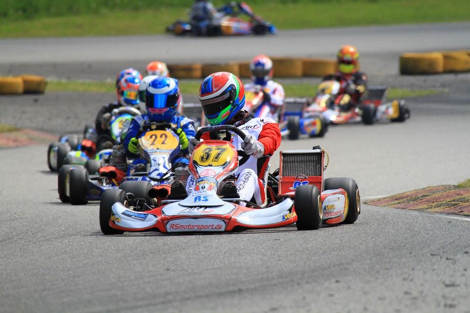 RS Motorsport: DKM-Rookie Aljoscha Prothmann in den Top-Ten