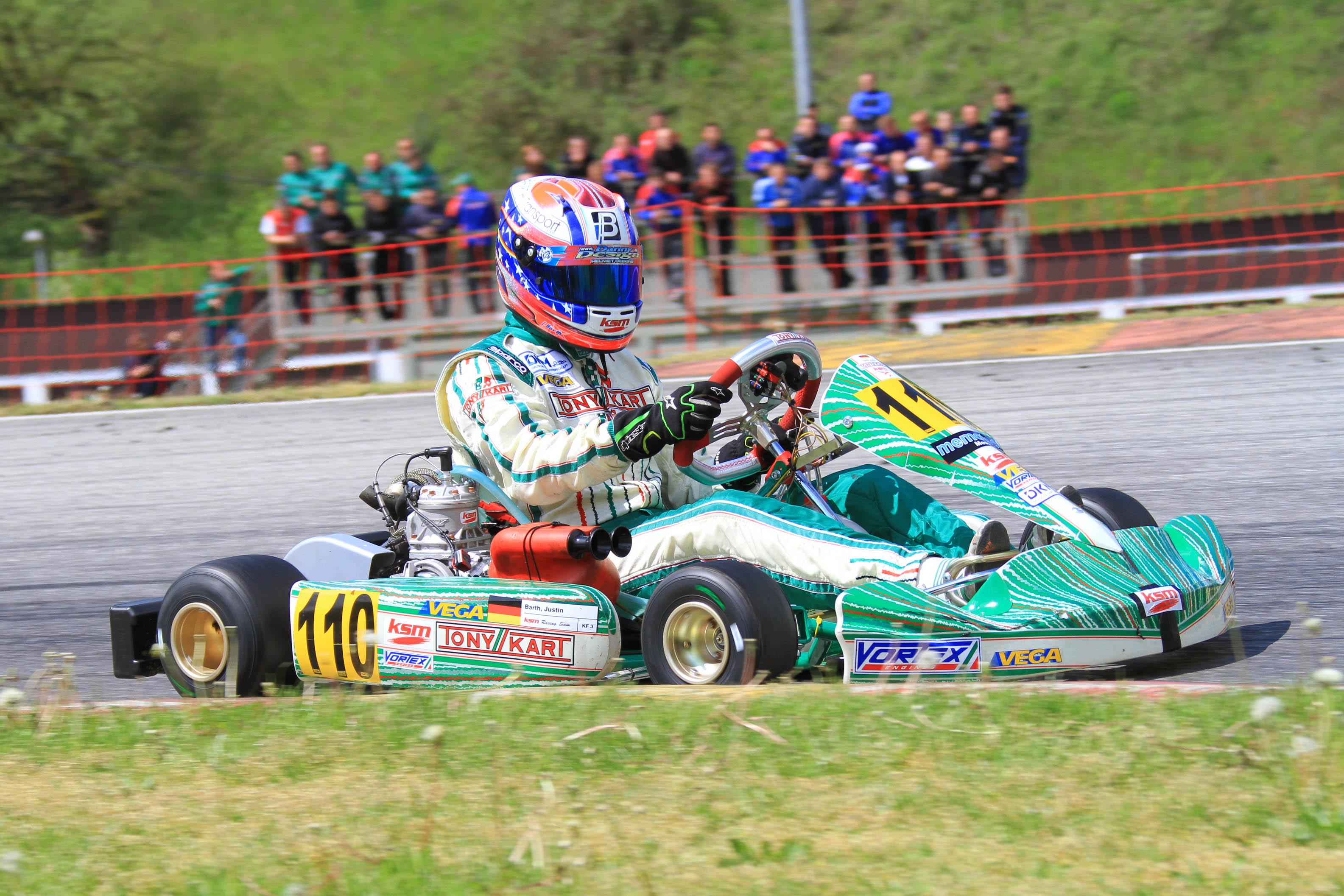 DKM-Auftakt mit Hürden für KSM Racing Team