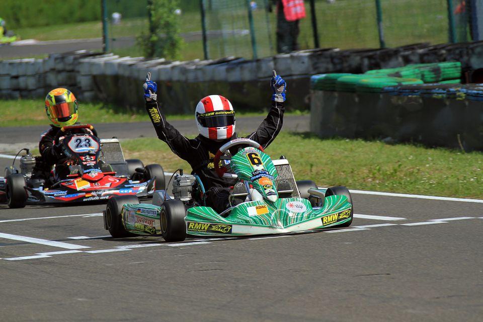 RMW Motorsport weiter Maß der Dinge
