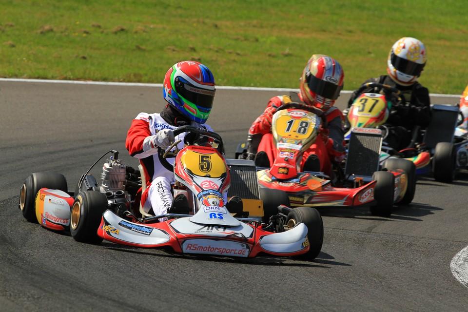 RS Motorsport rast zum nächsten X30-Podium