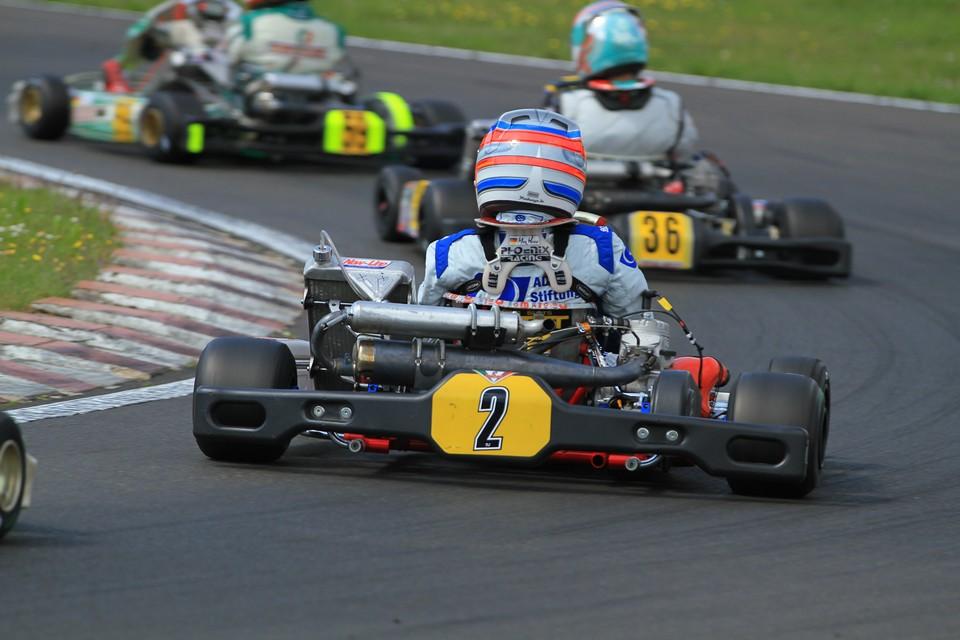 Solgat Motorsport startet mit ADAC-Sieg