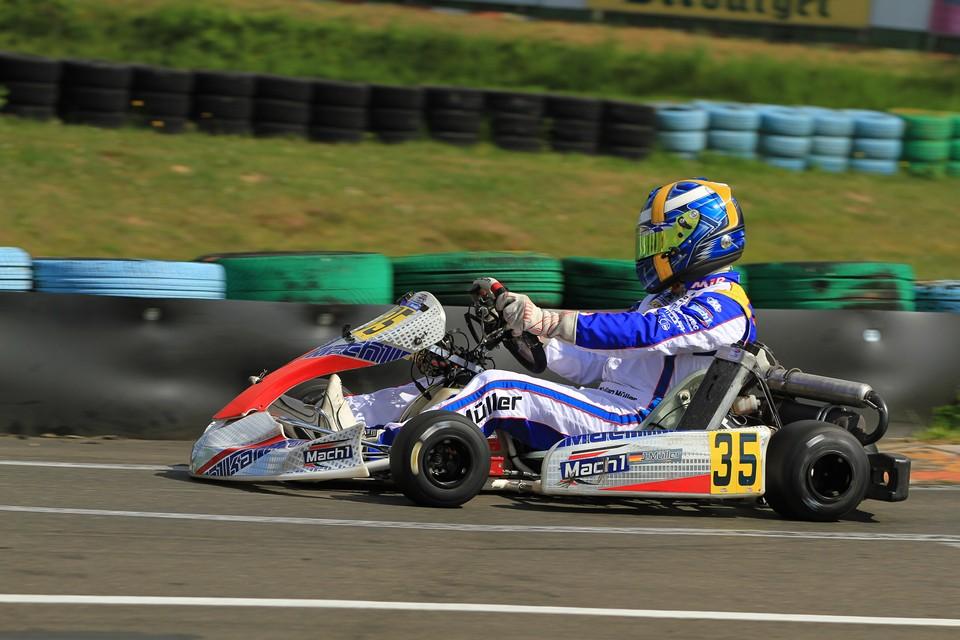 Mach1 Motorsport: Schnell aber ohne Glück