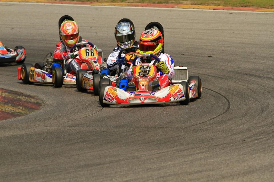 Solgat Motorsport holt Sieg in Ampfing
