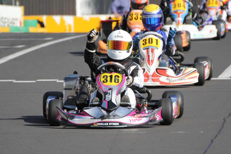 TOM-TECH Racing Team stellt besten Rookie