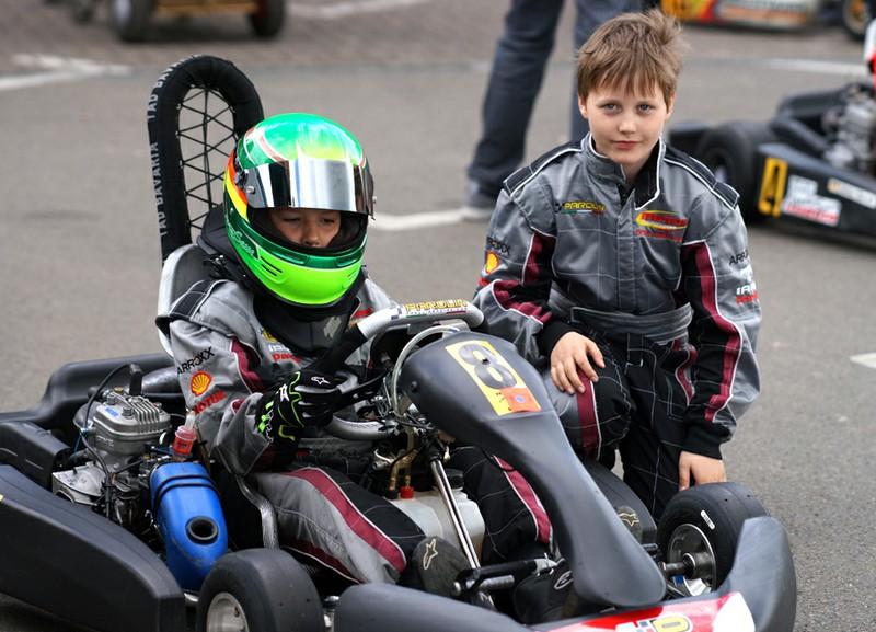 Team Meier-Motorsport erfolgreich in Templin
