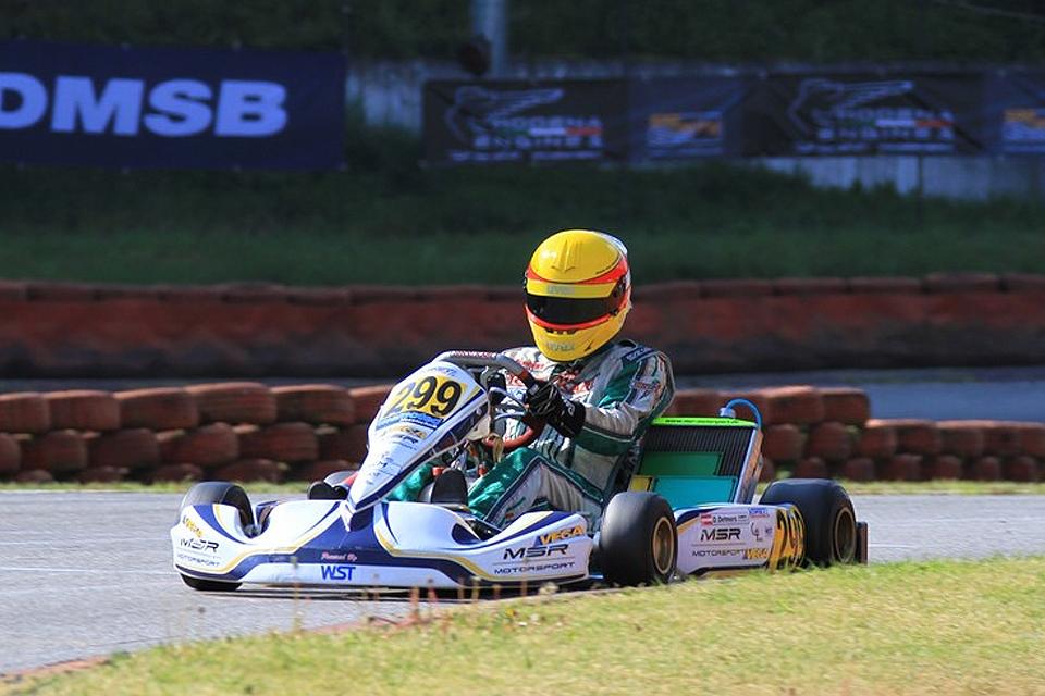 MSR-Motorsport/WST-Power erfolgreich in der KZ2