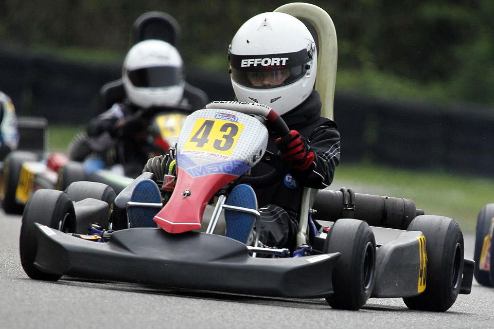 DS Kartsport dominiert in der Boumatic Effort Challenge