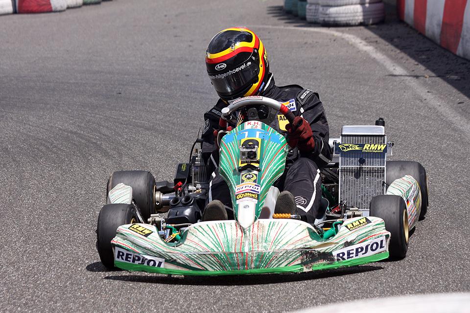 RMW Motorsport durch Unfälle gestoppt