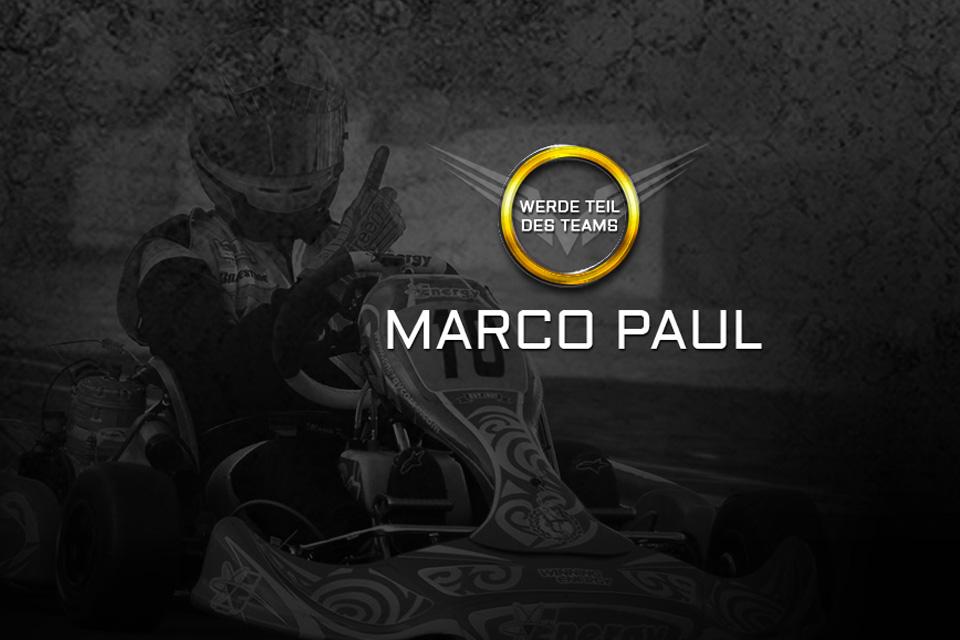 Marco Paul startet mit neuer Internetseite durch