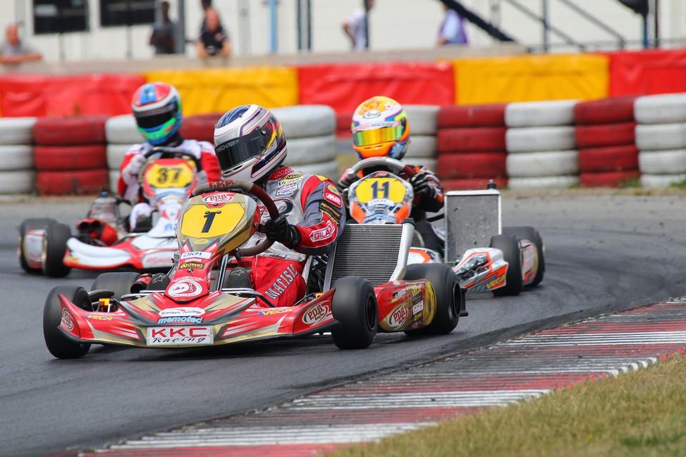 Doppeltes DKM-Podium für KKC Racing