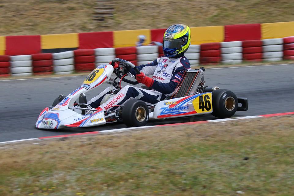 Starke Teamleistung von TB Motorsport