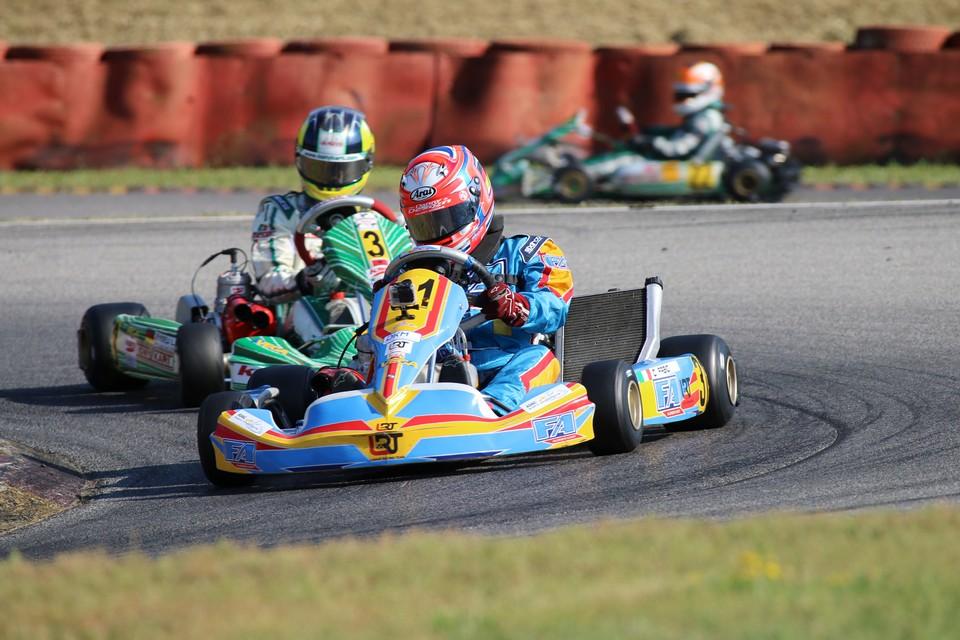 Lanari Racing Team beeindruckt in Ampfing