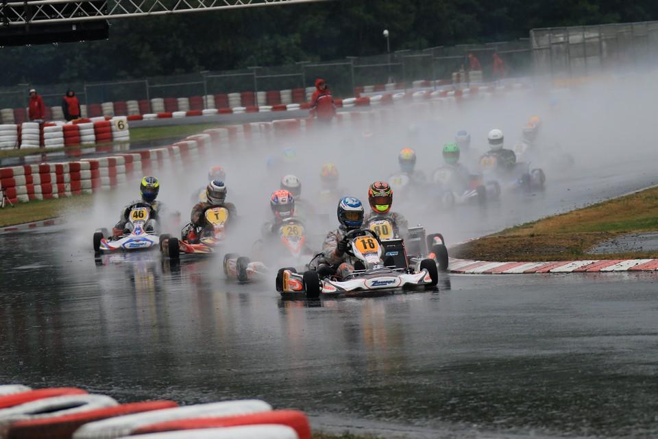 Keijzer Racing siegt in Wackersdorf