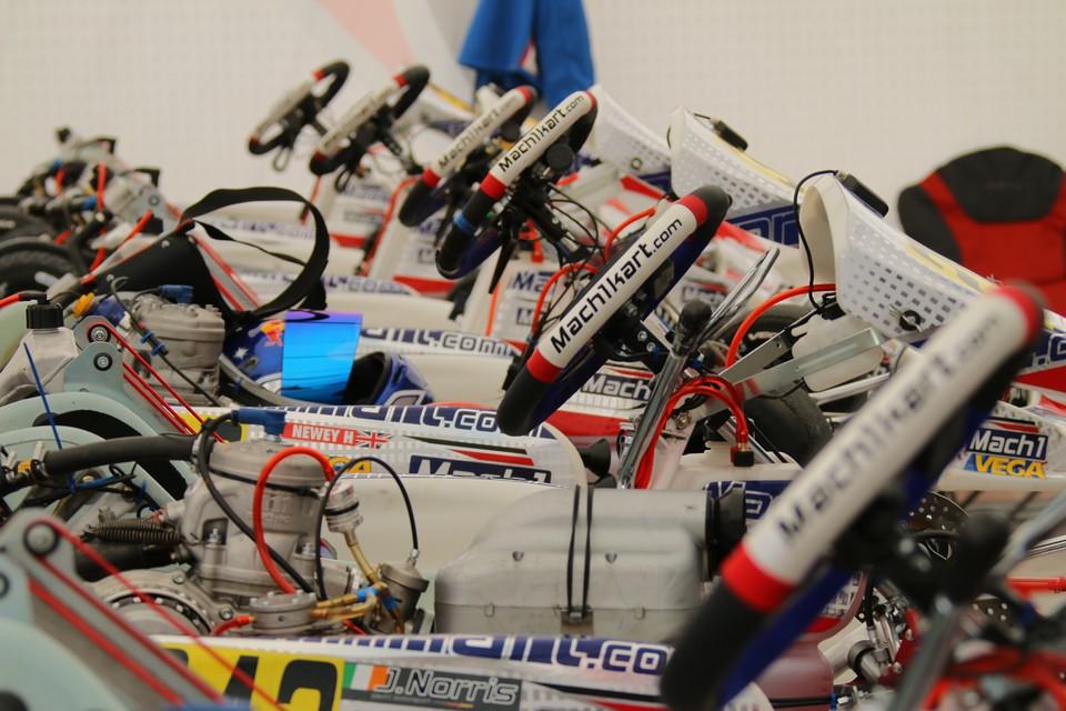 Mach1 Motorsport: Erfolgreiche Rennen in Wackersdorf