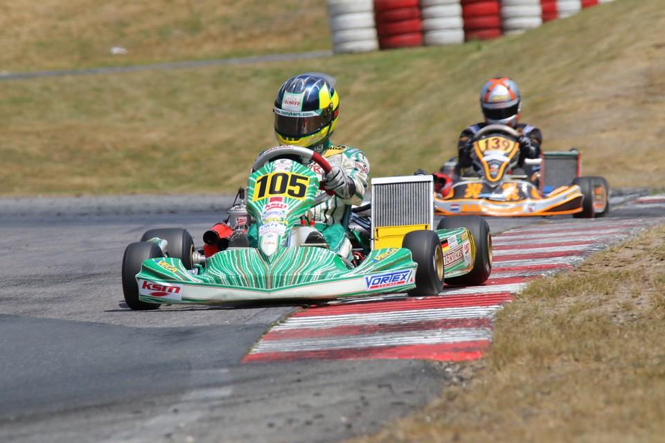 Erfolgreiches DKM-Wochenende für KSM Racing Team