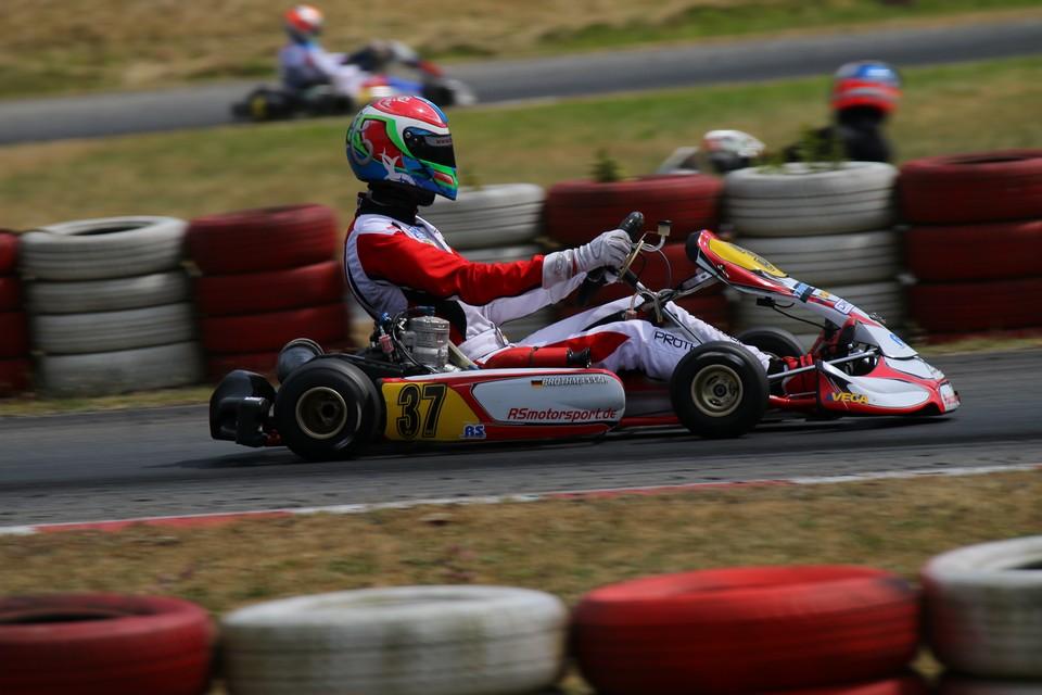 RS Motorsport zeigt starke Performance