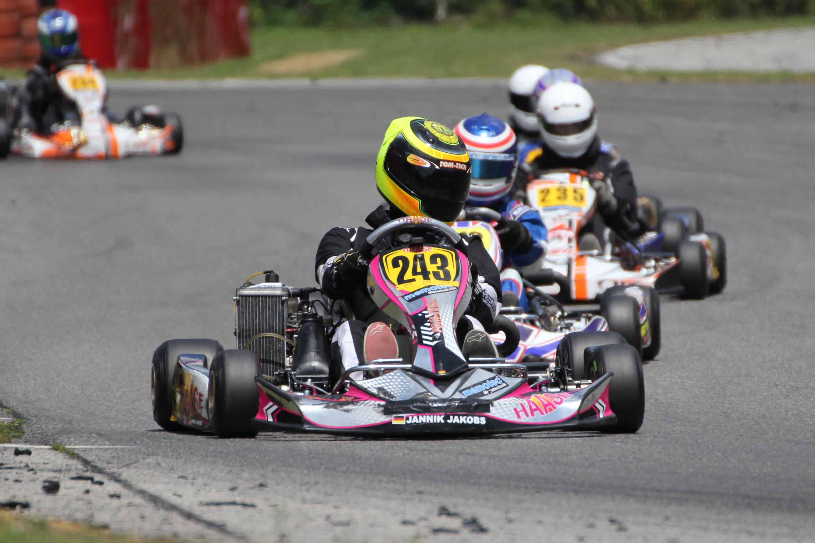 TOM-TECH Racing Team auf dem Vormarsch