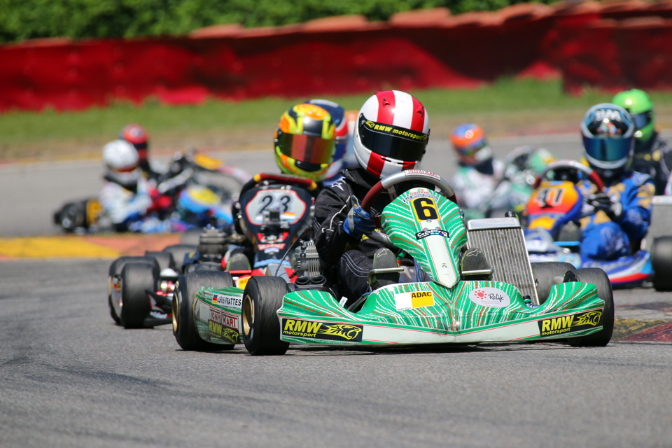 RMW Motorsport siegt in Ampfing