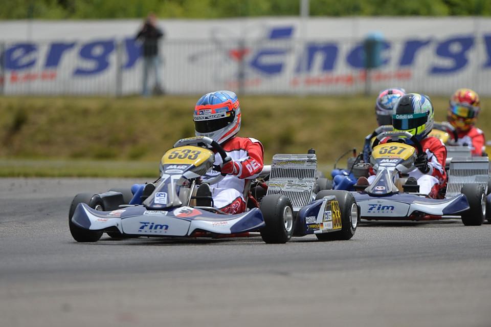 CIK-FIA Academy Trophy: Auftakt mit Hürden für Max Hesse