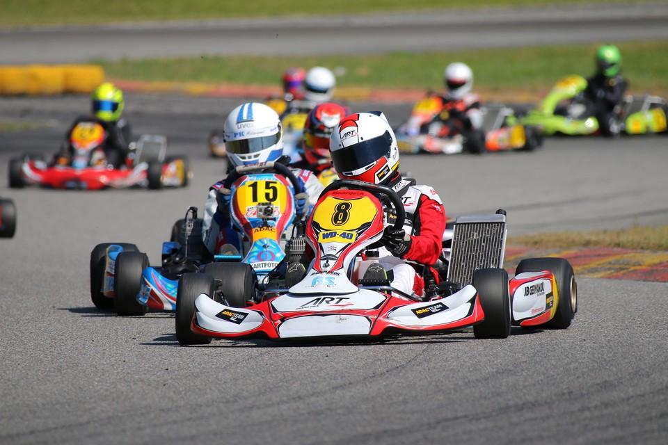 Weitere Pokale für RS Motorsport
