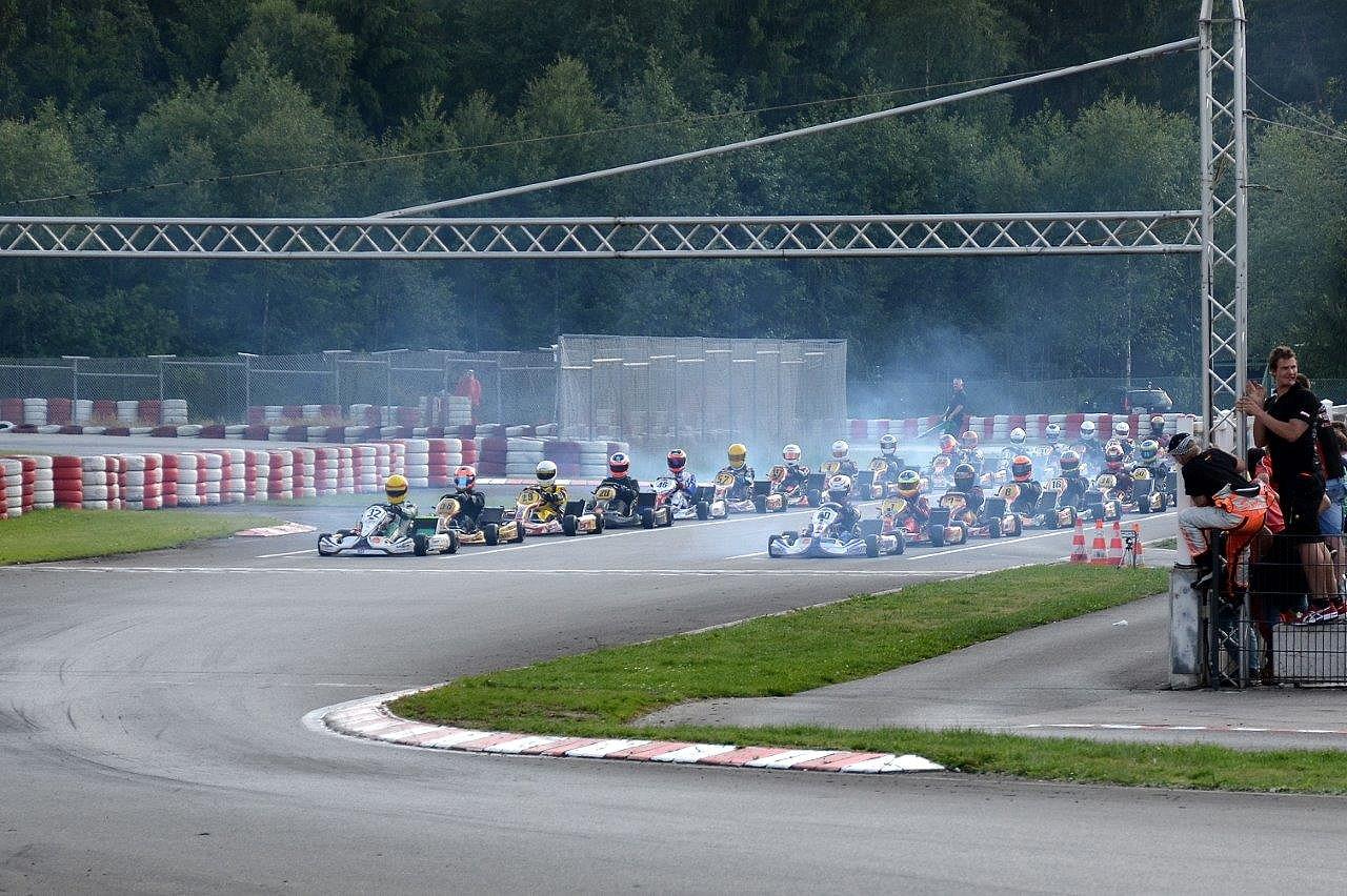 Spannende Halbzeitrennen des ACV RMKC in Wackersdorf