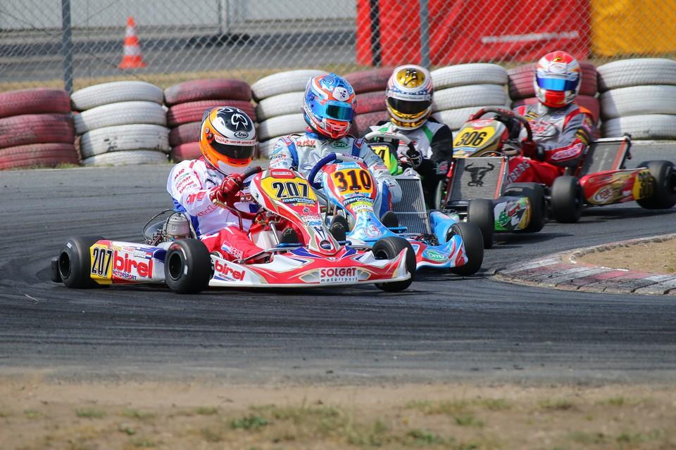 Kein Wochenende nach Maß für Solgat Motorsport