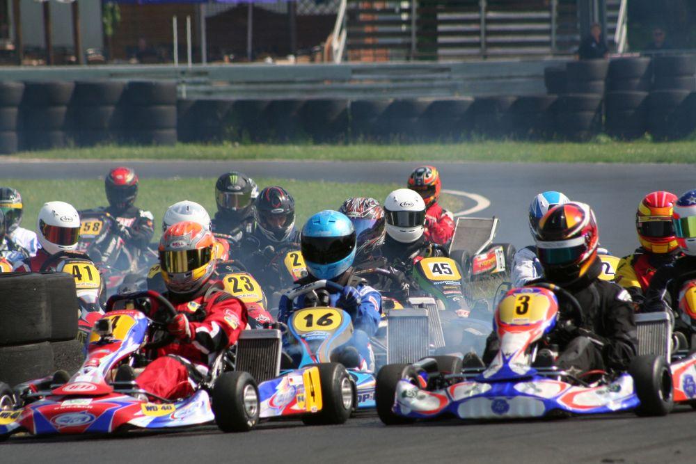 Heiße Rennen beim DSW/KCT Pokal in Wittgenborn
