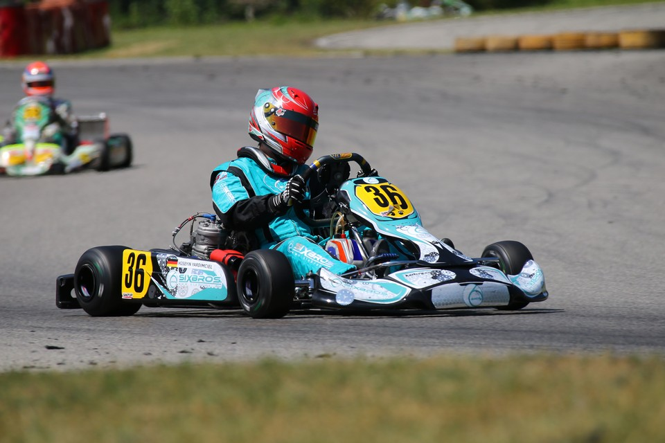 ADAC Kart Masters: Beule Kart fährt in die Punkte