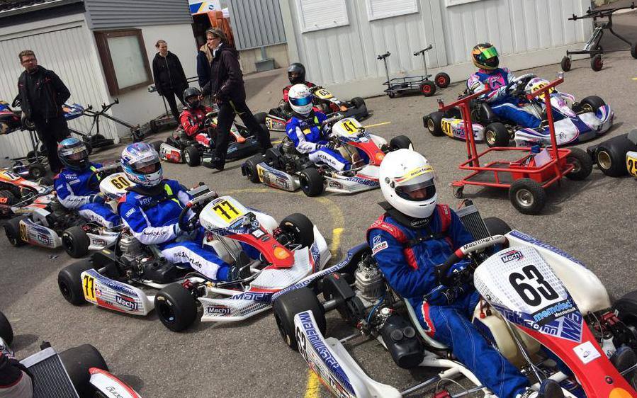 RMKC-Sieg für DS Kartsport in Wackersdorf