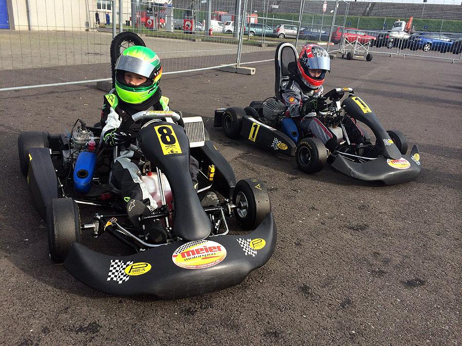 Erfolgreiches Wochenende in der Börde für das Team Meier-Motorsport