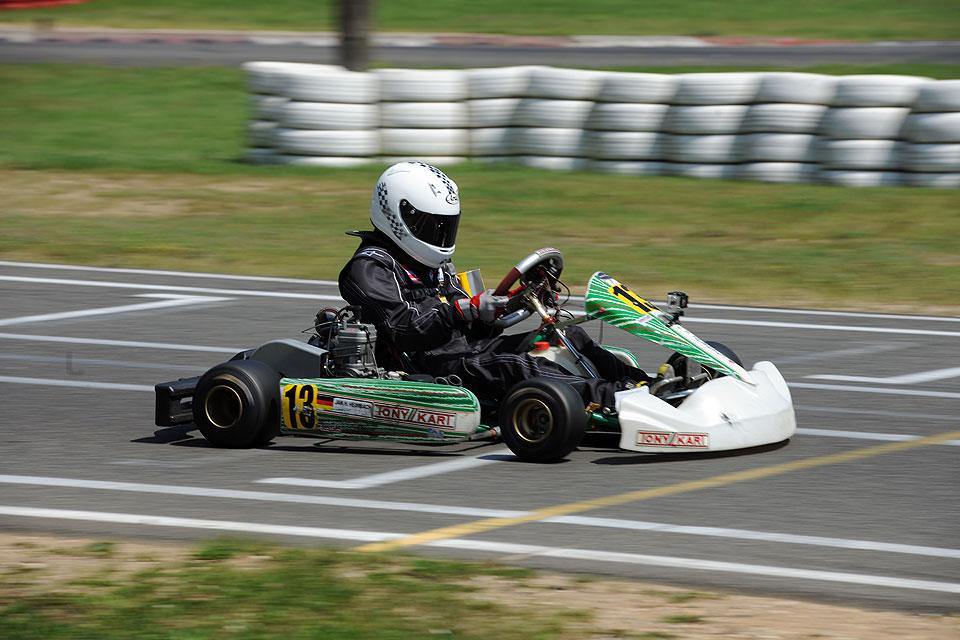 Jan Hendrik Heimbach ist Gesamtsieger der Kart-Challenge 2014