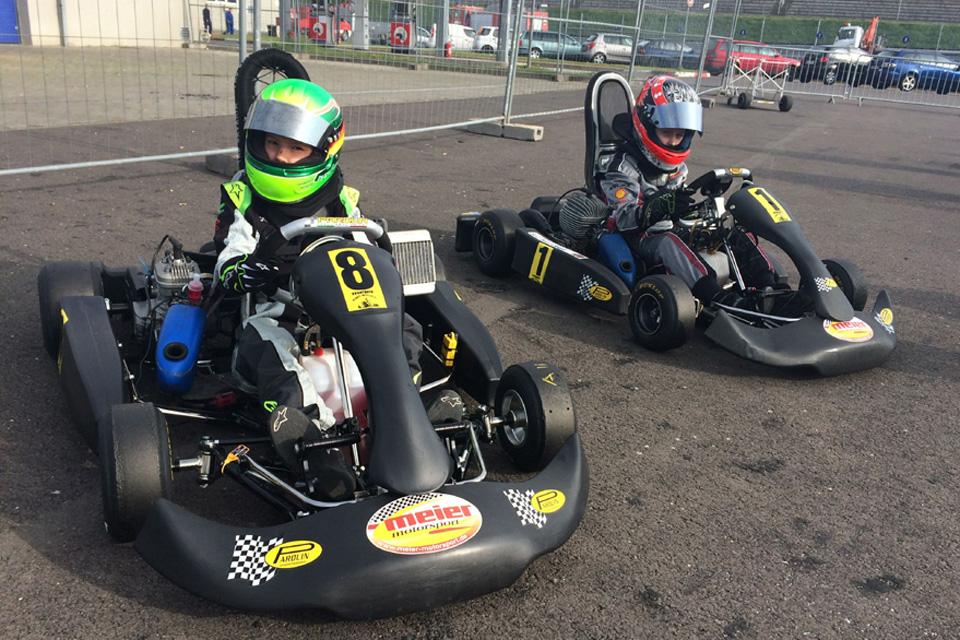 Meier Motorsport bietet Bambini-Test