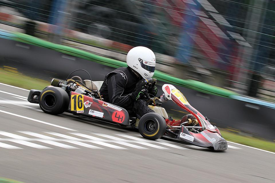 Beule-Kart Racing Team sammelt erneut Meisterschaftspunkte im WAKC