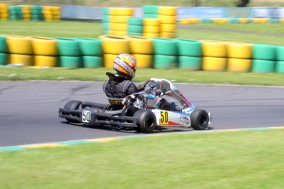 DS Kartsport mit Siegen in KCT und Vega Trophy