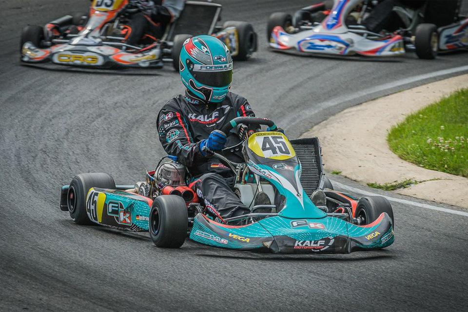 Kalf Motorsport erlebt turbulente Wetterkapriolen in Kerpen