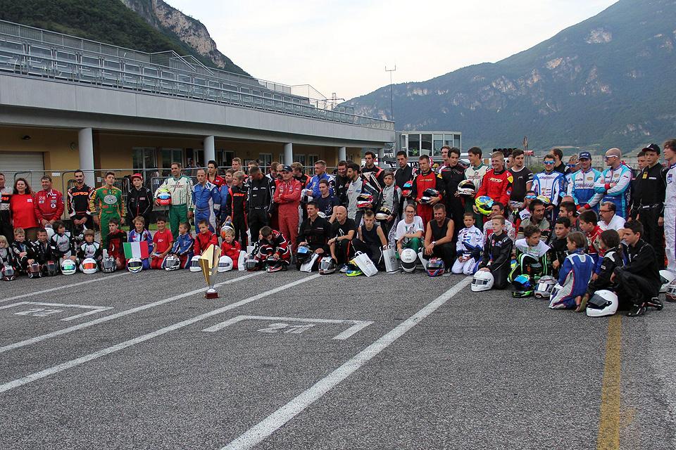 Lauwarme Sommernacht beim DAI-Trophy Nachtrennen in Ala/Italien