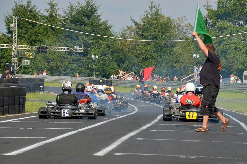 Spannende RMCK-Rennen in Wittgenborn