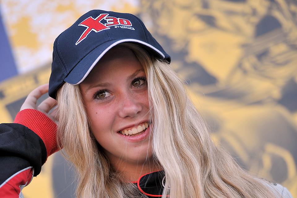 Michelle Halder fährt mit Doppelsieg zum vorzeitigen SAKC-Titelgewinn