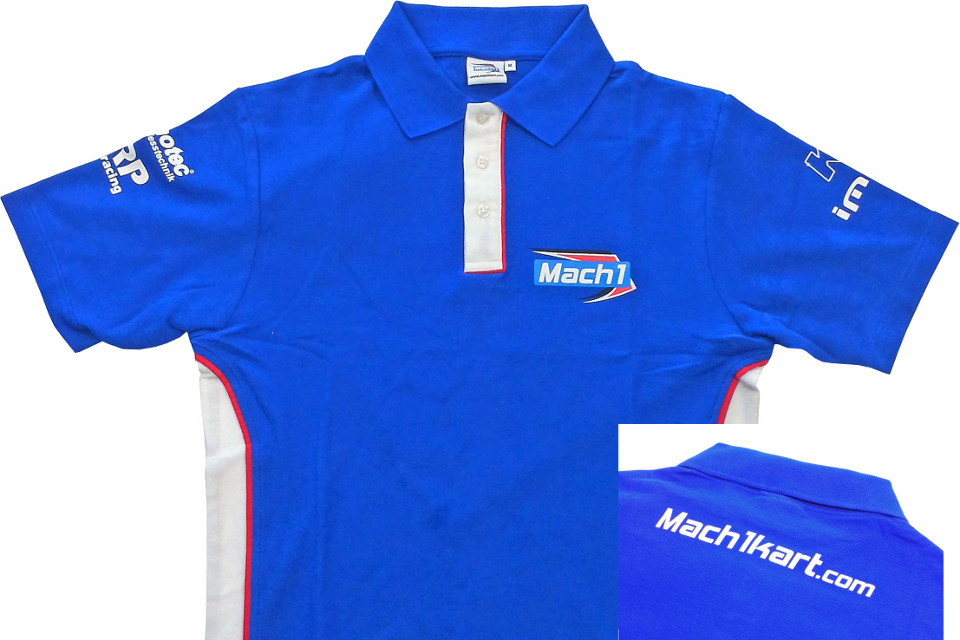Neue Mach1 Polo Shirts sind eingetroffen