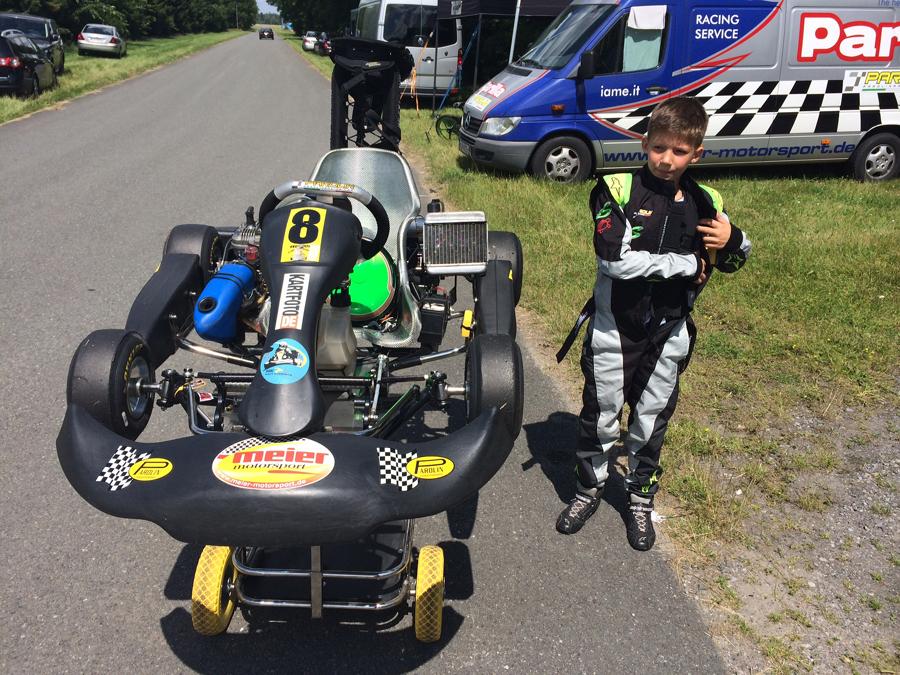 Pole Position und Sieg für Meier-Motorsport in Faßberg