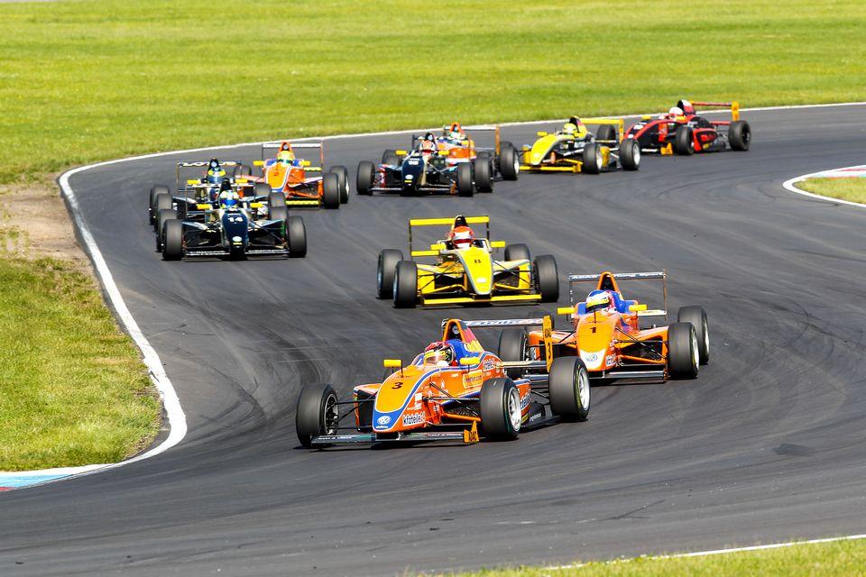 ADAC richtet 2015 Formel 4 in Deutschland aus