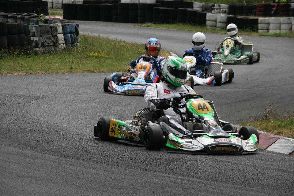 Spannende KCT/DSW-Rennen in Schaafheim