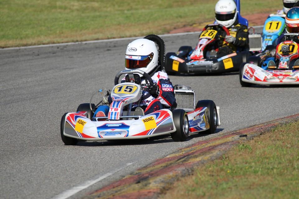 Siegreiches Wochenende für TB Motorsport