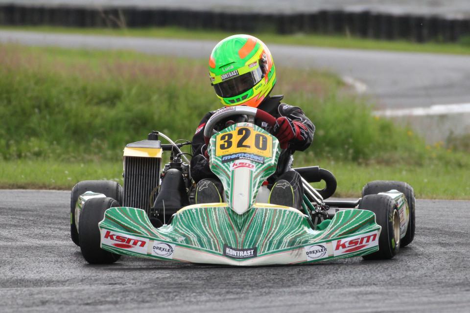 Drei Podestplätze für KSM Racing Team in Wittgenborn