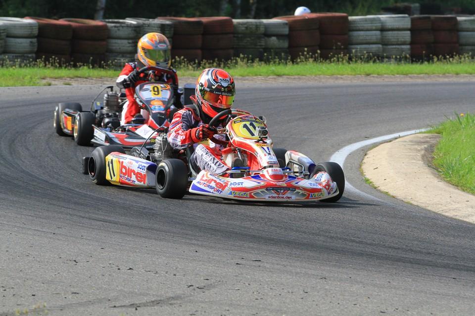 Starke Teamleistung von Schwabe Motorsport