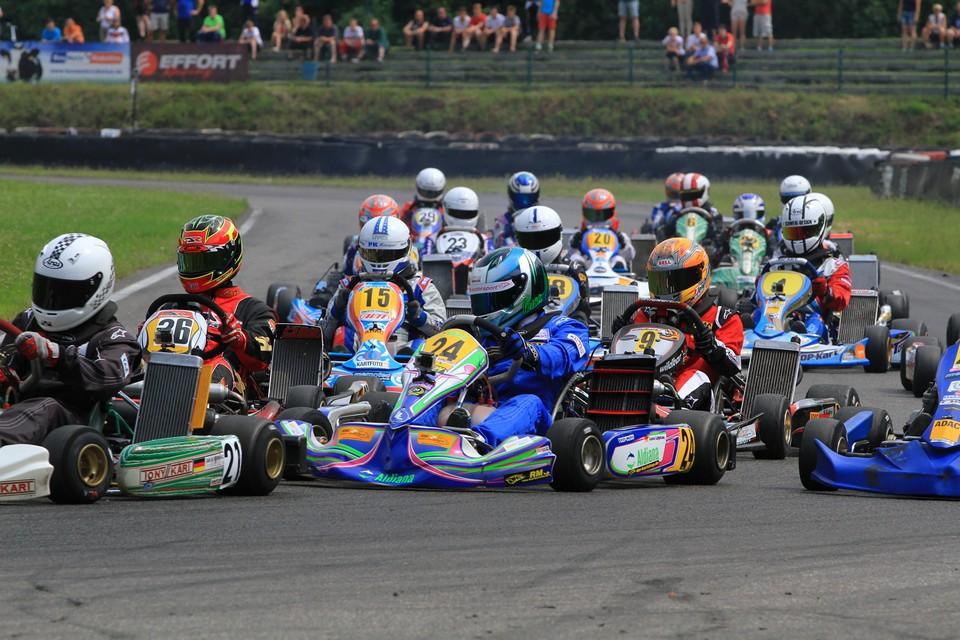 RMW Motorsport siegt in Kerpen