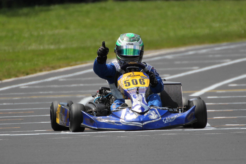 M-Tec Praga Racing gewinnt in Wittgenborn